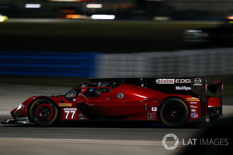 46. #77 Mazda Team Joest Mazda: Tristan Nunez (DPi)