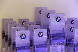 Трофеи BMW Sports