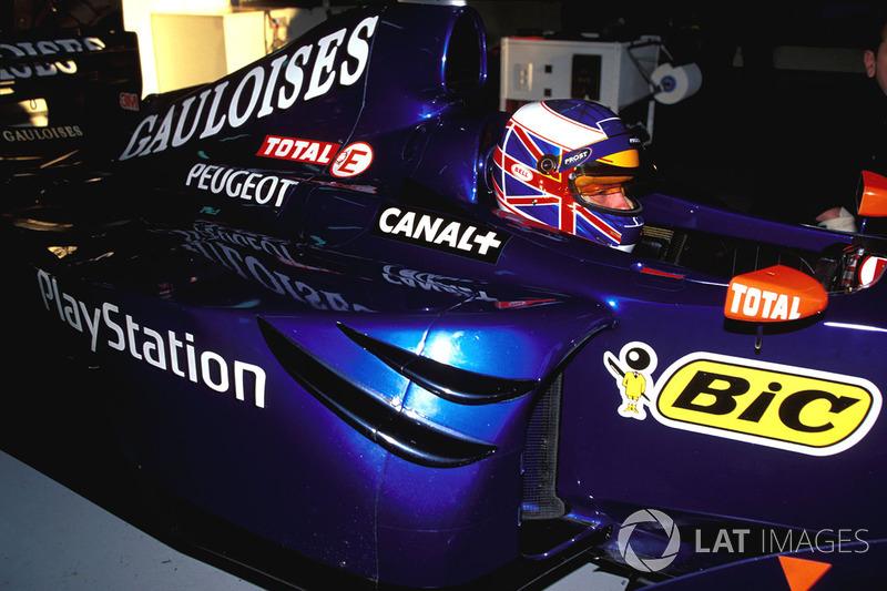 1999: Teste com a Prost