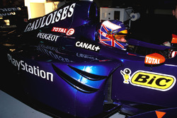 Jenson Button, Prost AP02