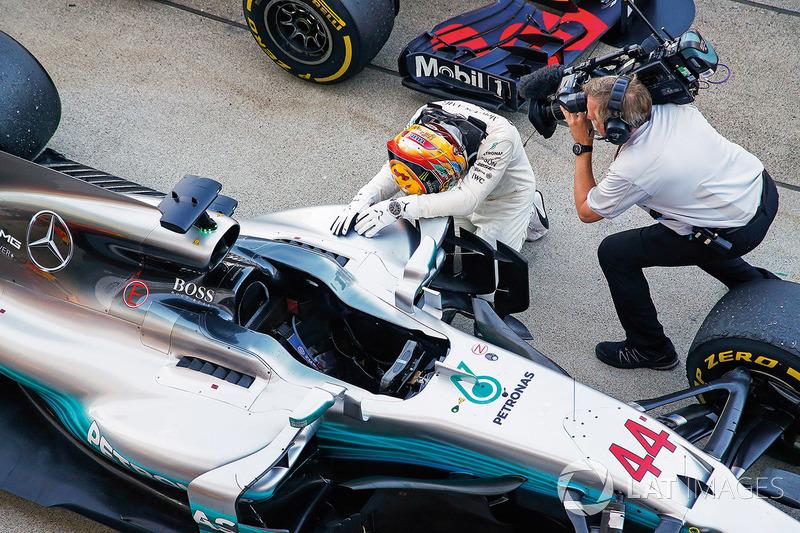 Mercedes AMG F1 W08, coche del año 2017