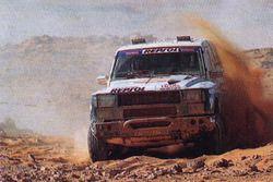 #225 Juan Porcar, Nissan
