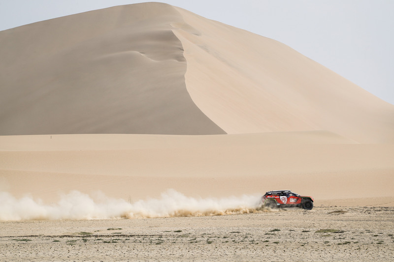 #319 Peugeot: Халід Аль-Кассімі, Ксав'є Пансері
