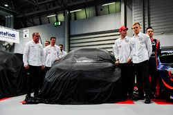 The Toyota WRC team, including Jari-Matti Lavala, Ott Tanak and Esapekka Lappi