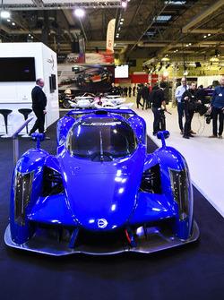 De Ligier stand