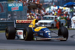 Alain Prost, Williams FW15C