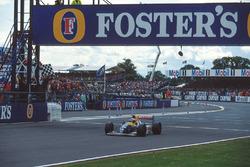 1. Alain Prost, Williams FW15C