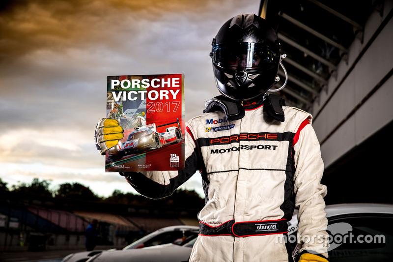 porsche victory 2017 in le mans
