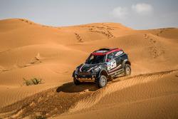#103 X-Raid Team Mini: Yazeed Al Rajhi, Timo Gottschalk