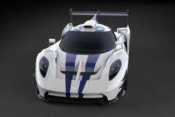 Автомобиль SCG 007 LMP1