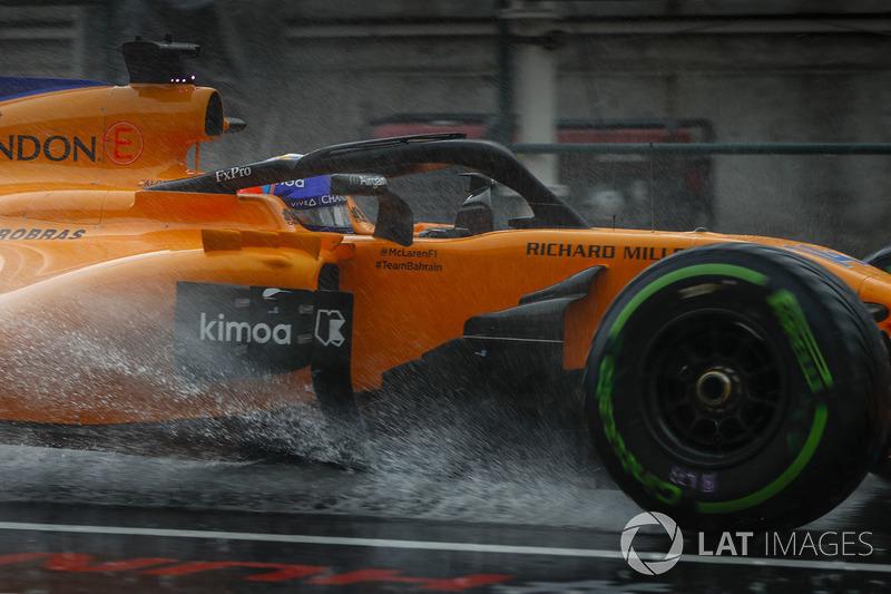 11: Fernando Alonso, McLaren MCL33, 1'35.214
