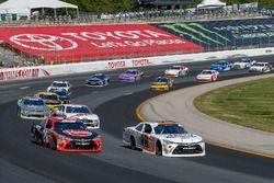 Christopher Bell, Joe Gibbs Racing, Toyota Camry Rheem, Ryan Preece, Joe Gibbs Racing, Toyota Camry Falmouth Ready Mix