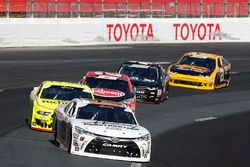 Brad Keselowski, Team Penske, Ford Mustang Menards/Richmond Ryan Preece, Joe Gibbs Racing, Toyota Camry Falmouth Ready Mix