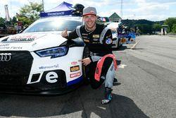 #12 eEuroparts.com Racing, Audi RS3 LMS TCR, TCR: Tom O'Gorman on pole
