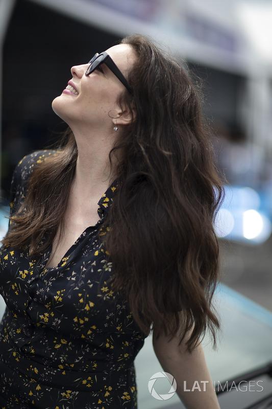 L'attrice Liv Tyler
