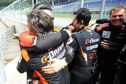 Победитель гонки Роман Русинов, G-Drive Racing Oreca 07 - Gibson