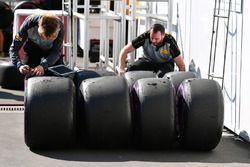 Ingegneri Pirelli e pneumatici Pirelli