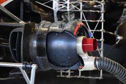 McLaren MCL32 wheel hub