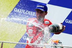 Podium: winnaar Max Biaggi
