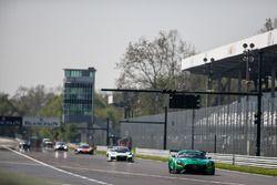 #6 Black Falcon Mercedes-AMG GT3: Хуберт Хаупт, Габриэле Пьяна и Абдулазиз Аль-Файсал