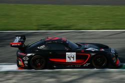 #44 Strakka Racing Mercedes-AMG GT3: Christian Vietoris, Adrien Tambay, David Fumanelli