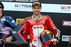 Third place Xavi Fores, Barni Racing Team