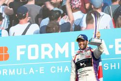 Il secondo classificato Sam Bird, DS Virgin Racing