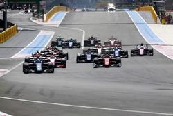 Nicholas Latifi, DAM voor Louis Deletraz, Charouz Racing System