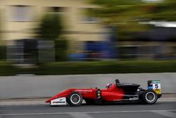Petru Florescu, Fortec Motorsports Dallara F317 - Mercedes-Benz