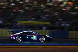 Рихард Лиц, Джанмария Бруни, Фредерик Маковецки, Porsche GT Team, Porsche 911 RSR (№91)