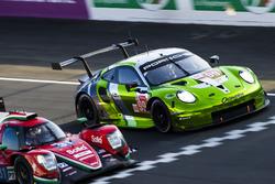#99 Dempsey Proton Competition Porsche 911 RSR: Patrick Long, Tim Pappas, Spencer Pumpelly, #31 Dragonspeed Oreca 07: Roberto Gonzalez, Pastor Maldonado, Nathanael Berthon