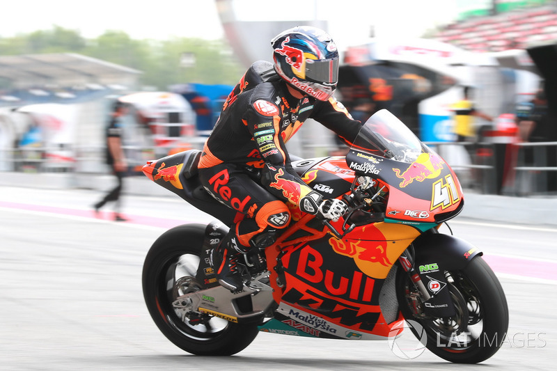 Brad Binder, Red Bull KTM Ajo Moto2