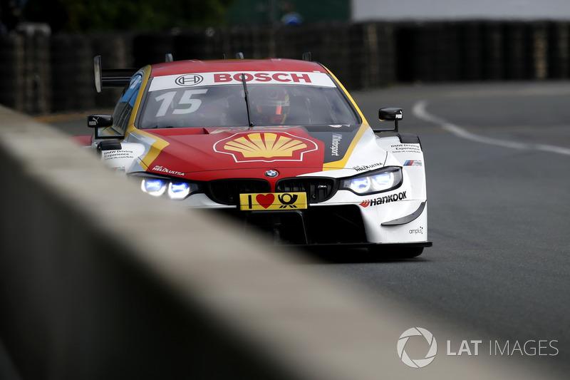 08. Augusto Farfus, BMW Team RMG, BMW M4 DTM