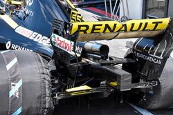 Renault Sport F1 Team R.S. 18 detalle trasero