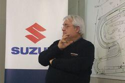 Responsabile Motorsport Suzuki, Massimo Nicoletti