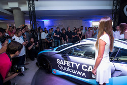 Lanzamiento del 2018 Qualcomm Safety Car