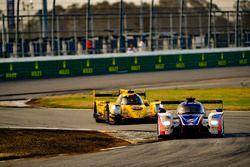 #23 United Autosports Ligier LMP2, P: Phil Hanson, Lando Norris, Fernando Alonso, #85 JDC/Miller Motorsports ORECA 07, P: Simon Trummer, Robert Alon, Austin Cindric, Devlin DeFrancesco