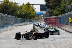 Jean-Eric Vergne, Techeetah ve Nelson Piquet Jr., Jaguar Racing, Andre Lotterer, Techeetah