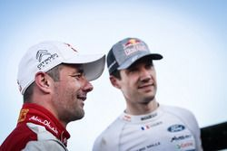 Sébastien Loeb, Citroën World Rally Team, Sébastien Ogier, M-Sport Ford WRT