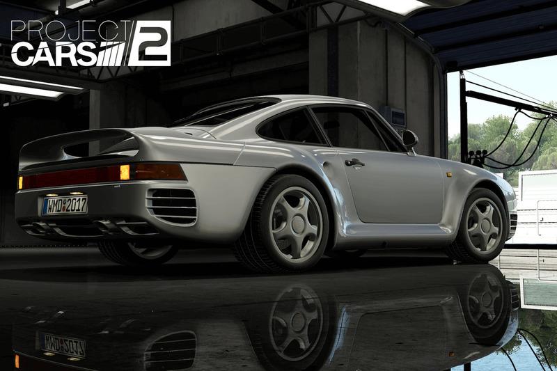 1987 Porsche 959 S