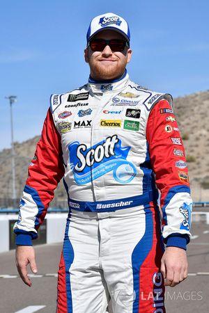 Chris Buescher, JTG Daugherty Racing, Chevrolet Camaro Scott Towels