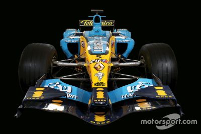 Renault R25 special feature