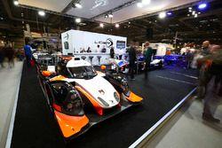 Стенд Ligier