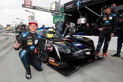 Overall pole winnaar #10 Wayne Taylor Racing Cadillac DPi, P: Renger van der Zande