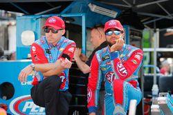 Darrell Wallace Jr., Richard Petty Motorsports, Chevrolet STP Drew Blickensderfer