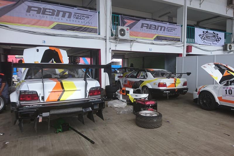 Paddock ABM Motorsports