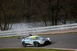 #75 Optimum Motorsport Aston Martin V12 Vantage GT3: Flick Haigh, Jonny Adam