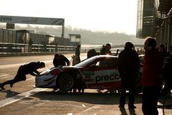 #99 Precote Herberth Motorsport Porsche 911 GT3 R: Robert Renauer