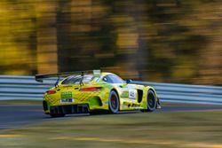 #48 Mercedes-AMG Team HTP MANN FILTER Mercedes AMG-GT3: Maximilian Buhk, Christian Hohenadel, Indy D