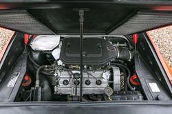 1978 Gilles Villeneuve Ferrari 308 GTS motor
